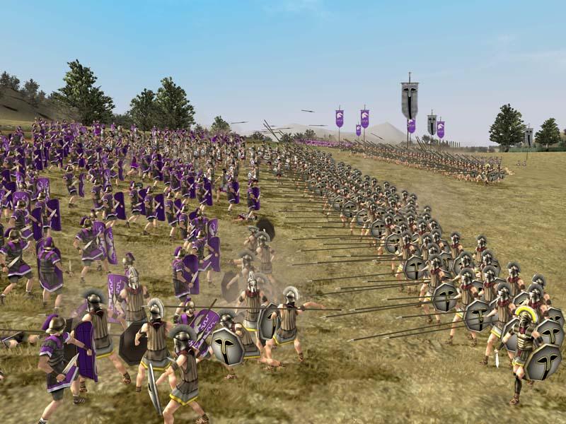 Как Игру Рим