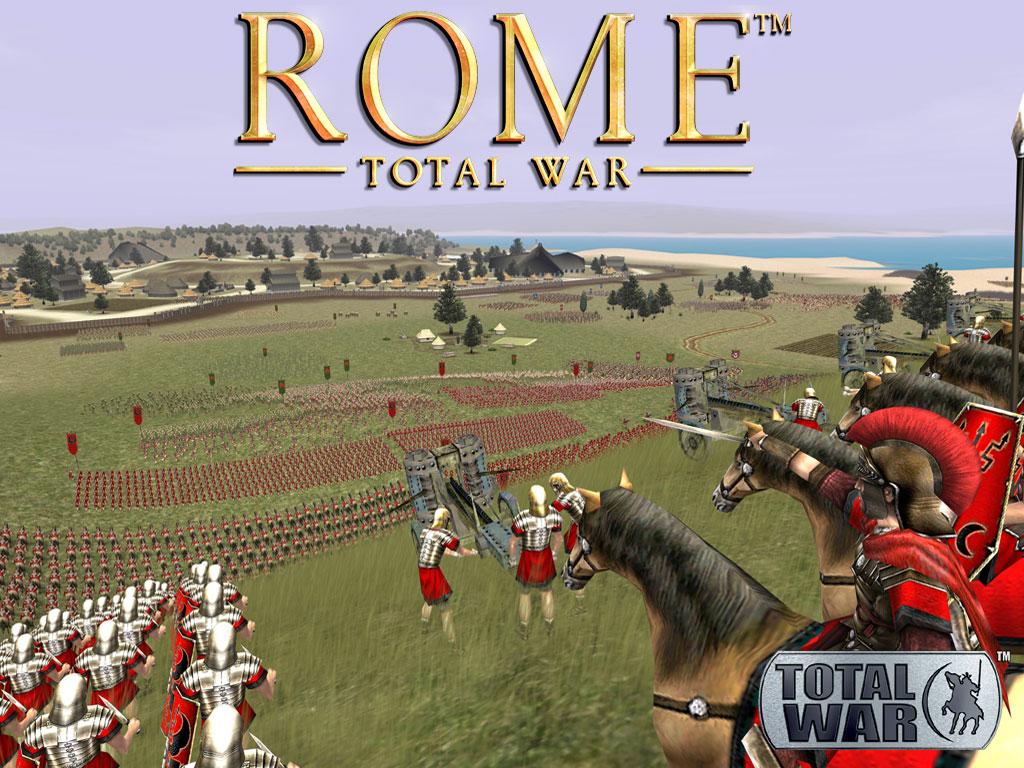 скачать бесплатно игру рим тотал вар 1 через торрент
